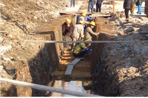 地下连续墙施工安全技术交底